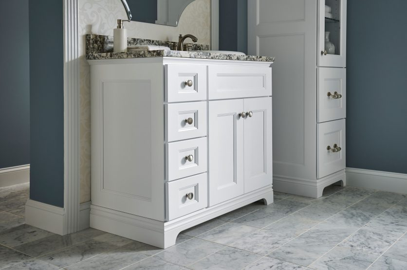 Bath Silhouettes - Portico Collection