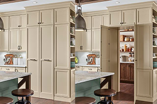 Walk-In Pantry Cabinets