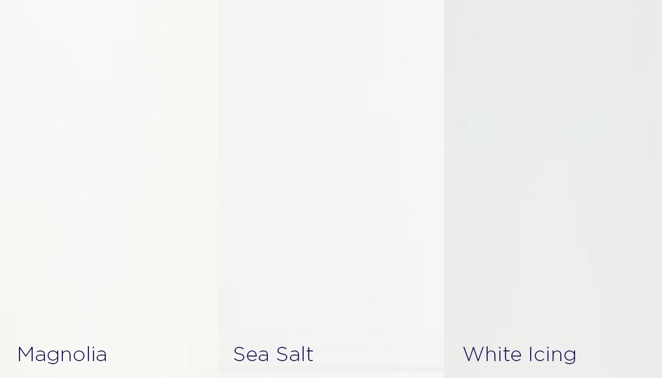 Spectrum of Whites